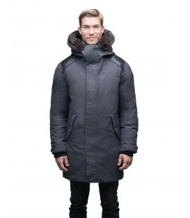 Черная Мужская Парка (куртка) NOBIS DONOVAN
