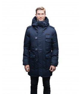 Синяя Мужская Парка (куртка) NOBIS SHELBY