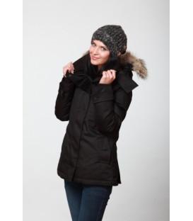 Черная Женская Парка (куртка) NOBIS LUNA